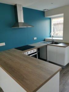 modele cuisine clef en main pour immobilier locatif par les Cuisinologues