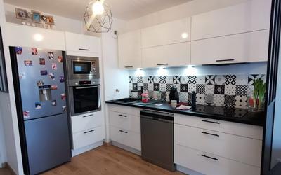 Modifier une cuisine pour ouvrir l'espace